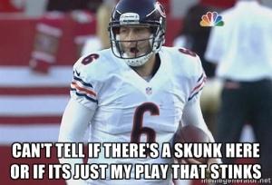 Cutler stinks